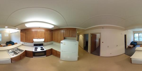2020 UWL 360 Res Hall Rueter Kitchen 1