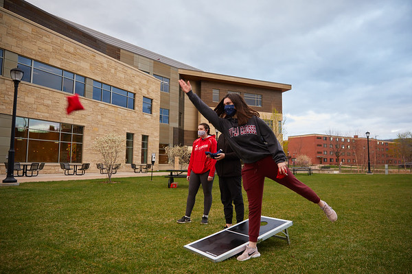 2021 UWL Spring Student Life and Buildings 0676