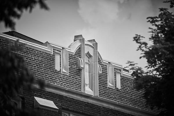 2021 UWL Wittich Hall Exterior Details 0023