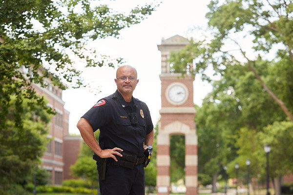 2021 UWL Chief Allen Hill University Police Department 0084