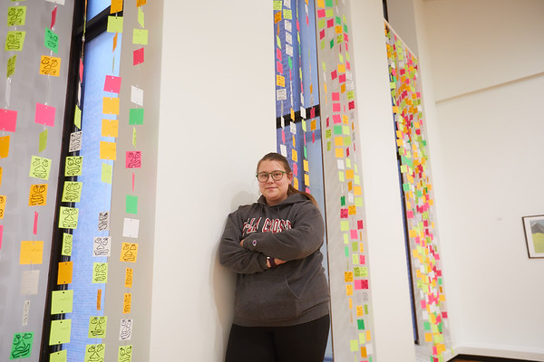 2021 UWL Katheryn Horne Graduating Art Students Gallery Show 0016