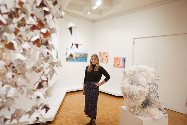 2021 UWL Ellie Schaap Graduating Art Students Gallery Show 0092