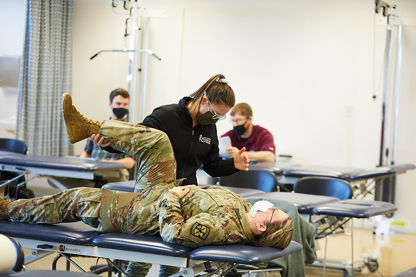 2021 UWL Physical Therapy Hanni Cowley ROTC Partnership 0023
