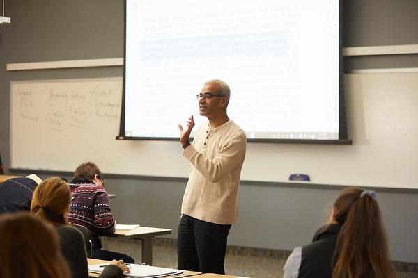 2018 UWL Fall Psychology Faculty Teaching Suthakaran Veerasamy 2