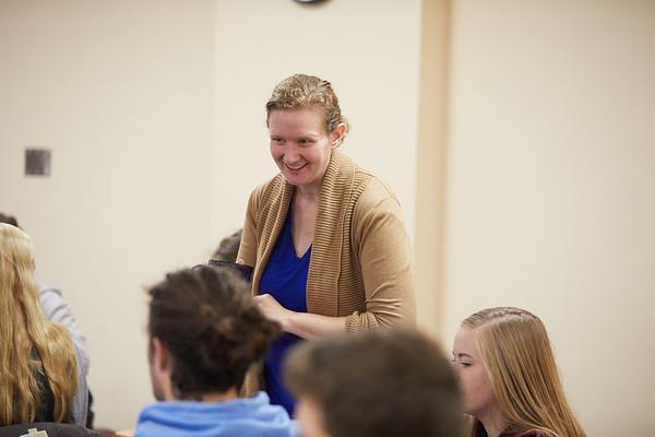 2018 UWL Fall Psychology Faculty Teaching Ellen Rozek 3
