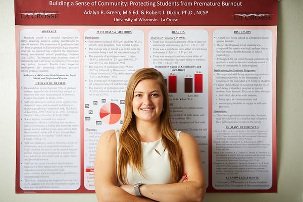 2019 UWL Addy Green Psychology Graduate Student 0003