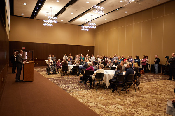 2018 UWL Fall Prairie Springs Science Center Dedication 0042