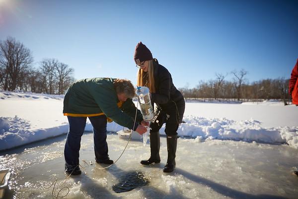 2019 UWL Bonnie Bratina Microbiology Water Testing Pettibone Lagoon 0034