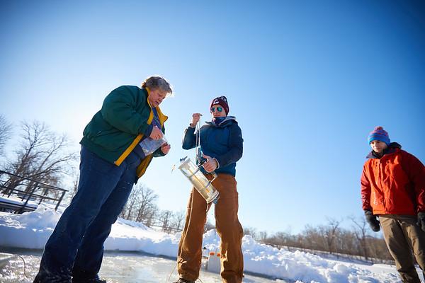 2019 UWL Bonnie Bratina Microbiology Water Testing Pettibone Lagoon 0027