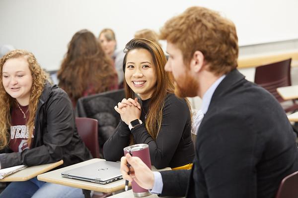 2019 UWL Graduate Studies Students Labs 0061