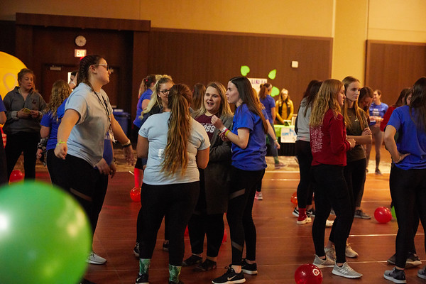 2018 UWL Fall Dance a Thon Children Miracle Network 0046
