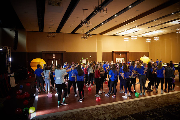 2018 UWL Fall Dance a Thon Children Miracle Network 0042