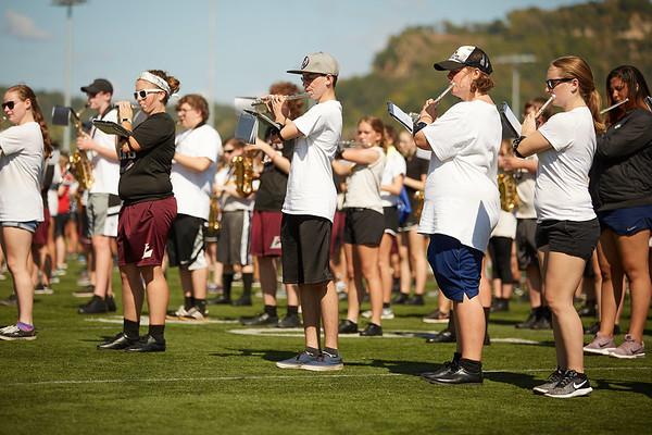 2018 UWL High School Band Day SEMBA0023