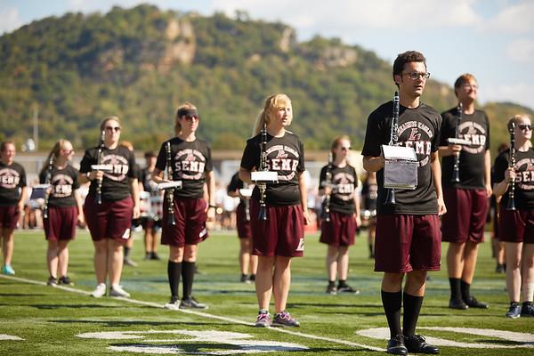 2018 UWL High School Band Day SEMBA0021
