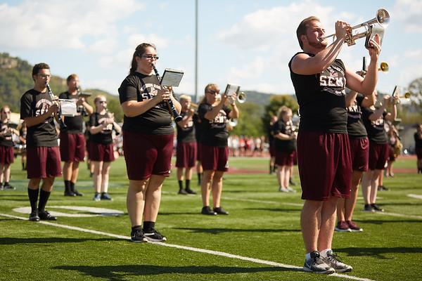 2018 UWL High School Band Day SEMBA0020