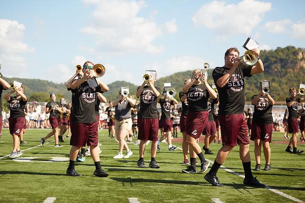 2018 UWL High School Band Day SEMBA0008