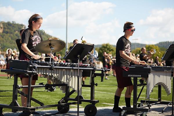 2018 UWL High School Band Day SEMBA0007