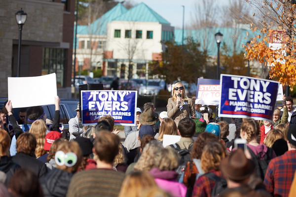 2018 UWL Tony Evers Campaign Governor 0001