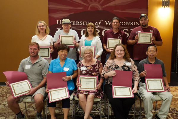 2018 UWL University Staff Breakfast 0034