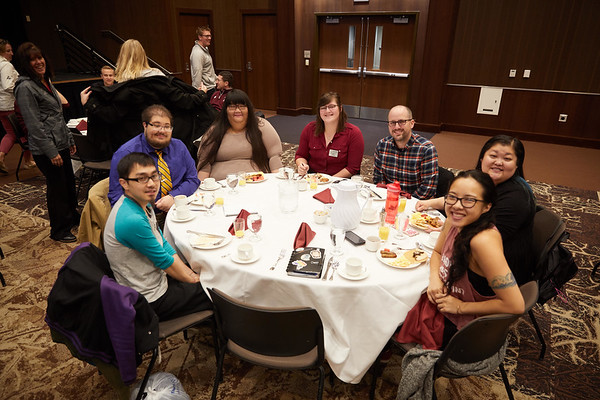 2019 UWL Diversity & Inclusion and Student Affairs Breakfast 25