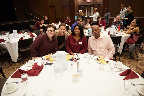 2019 UWL Diversity & Inclusion and Student Affairs Breakfast 26
