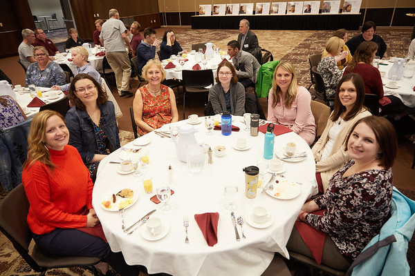2019 UWL Diversity & Inclusion and Student Affairs Breakfast 31
