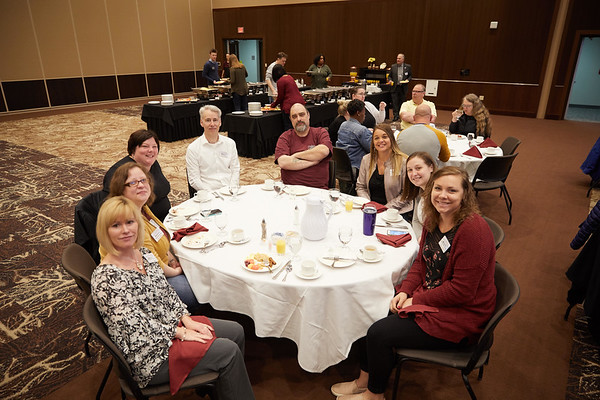 2019 UWL Diversity & Inclusion and Student Affairs Breakfast 35