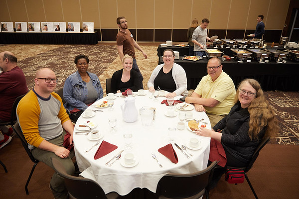 2019 UWL Diversity & Inclusion and Student Affairs Breakfast 36