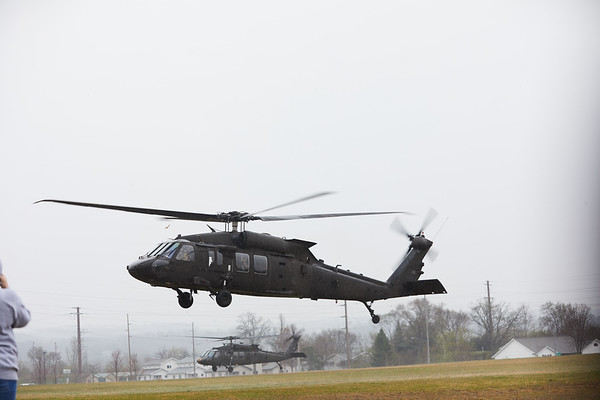 2019 UWL ROTC Helicopters 0008