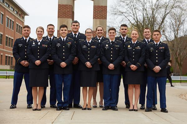 2019 UWL ROTC Portraits 0043