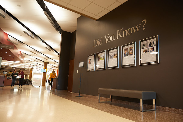 2019 UWL Spring Did You Know Display0039