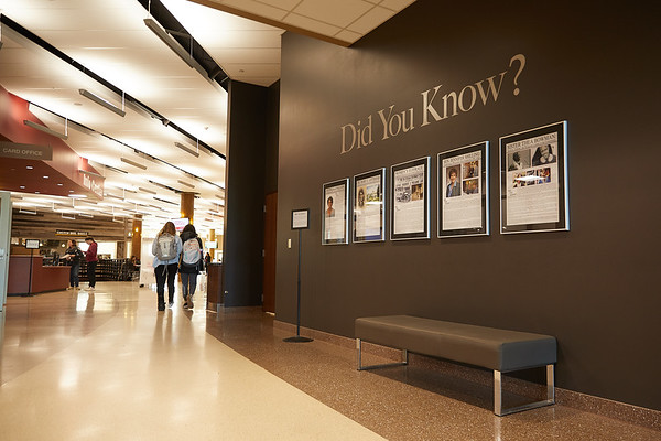 2019 UWL Spring Did You Know Display0030