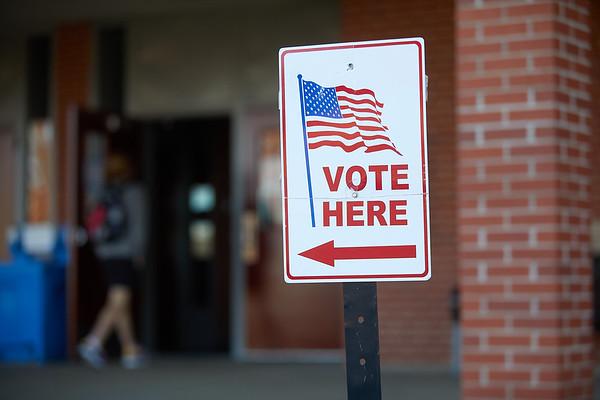 2020 UWL Fall Voting Mitchell Hall 0033