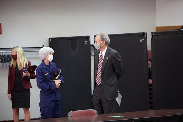2020 UWL Surge Testing Rear Admiral Nancy Knight CDC 0002