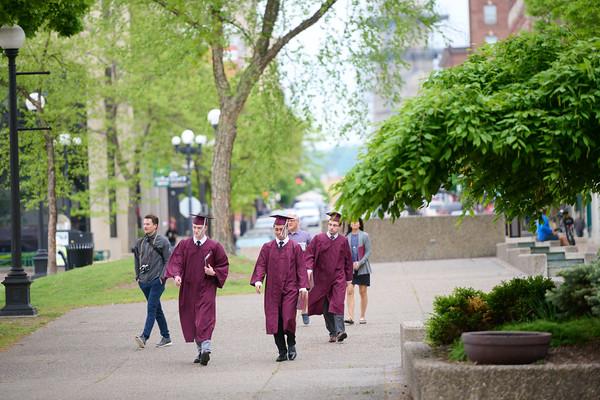 2021 UWL Commencement Graduation La Crosse Center 0195