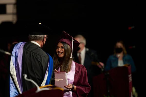 2021 UWL Commencement Graduation La Crosse Center 0134