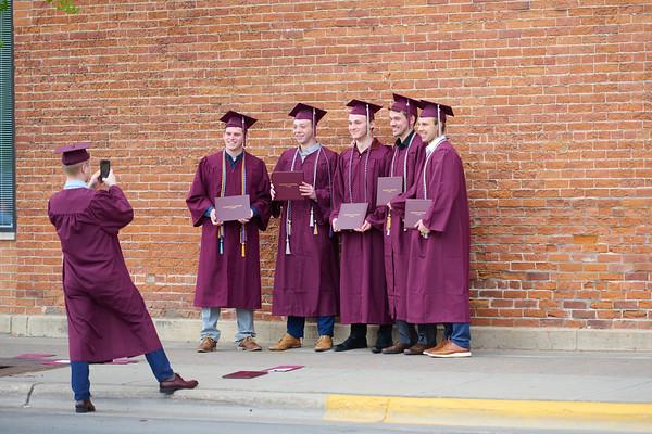 2021 UWL Commencement Graduation La Crosse Center 0182