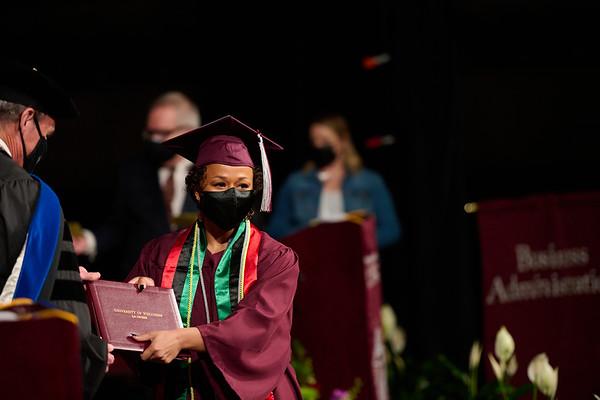 2021 UWL Commencement Graduation La Crosse Center 0142