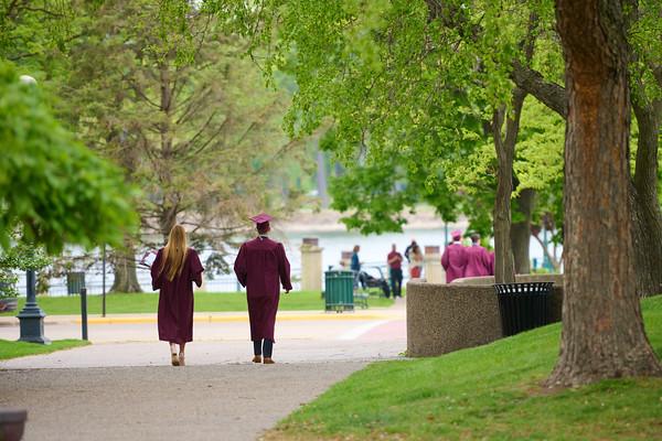 2021 UWL Commencement Graduation La Crosse Center 0188