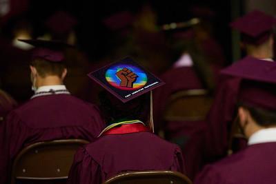2021 UWL Commencement Graduation La Crosse Center 0038 1
