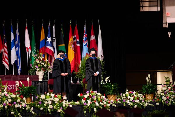 2021 UWL Commencement Graduation La Crosse Center 0059