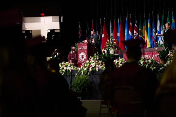 2021 UWL Commencement Graduation La Crosse Center 0079