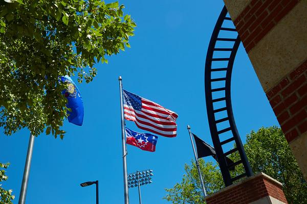 2021 UWL Juneteenth Flag Raising 0024