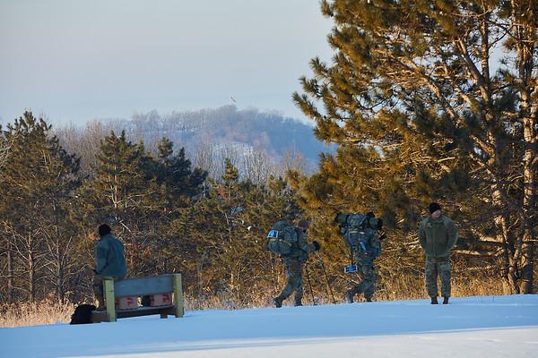 2021 UWL ROTC Eagle Battalion Warfare Challenge 0115