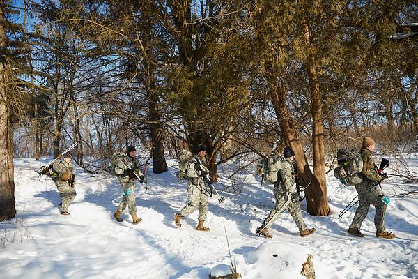 2021 UWL ROTC Eagle Battalion Warfare Challenge 0140