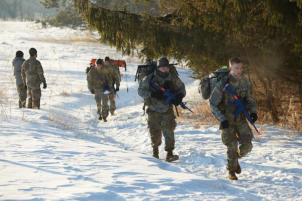 2021 UWL ROTC Eagle Battalion Warfare Challenge 0077