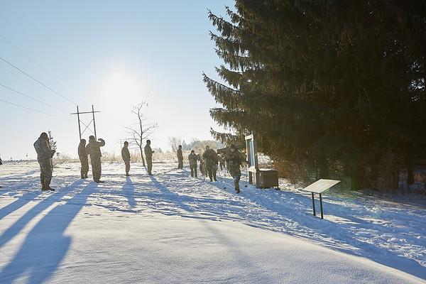 2021 UWL ROTC Eagle Battalion Warfare Challenge 0090