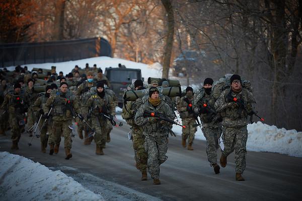 2021 UWL ROTC Eagle Battalion Warfare Challenge 0018