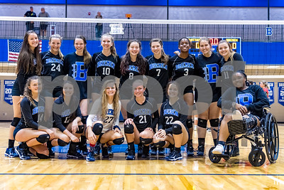 2020 V Volleyball State Playoff vs Chattooga