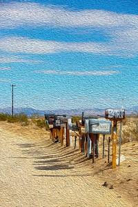 DA040,DP,Oil_Paint_Back_Roads_of_Arizona